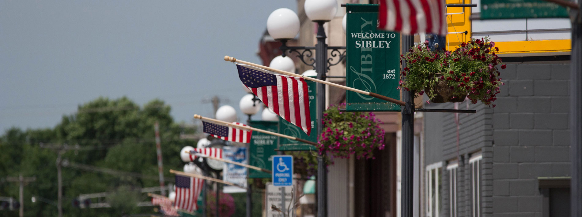 Downtown Sibley